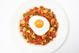 Ratusan menu nasi bisa dibeli pada Festival Nasi Online