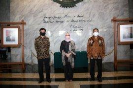 Universitas Indonesia lantik tiga wakil rektor baru