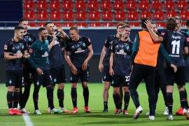 Pemain Werder sukarela karantina setelah rekan  satu tim terkonfirmasi positif Covid