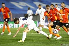 Luka Modric yakin Real Madrid belum lupa cara bermain sepak bola