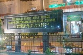 PN Medan vonis  mati penjual sabu 52 kilogram