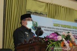 Dewan soroti sanksi pidana Raperda Penegakan Prokes COVID-19