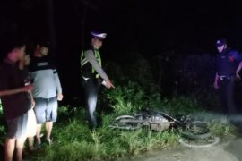 Tabrak lari di Simalungun, pengendara motor tewas