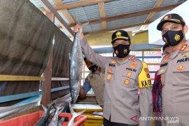 Kapolda Kalsel motivasi UMKM Kotabaru di tengah pandemi
