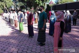 Hari Santri Nasional, seluruh ASN Bondowoso kenakan busana muslim