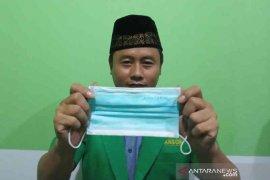GP Ansor distribusikan 150.000 masker medis di Cirebon peringati HSN