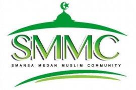 Komunitas Muslim SMA Negeri 1 Medan kembali salurkan bantuan APD kepada petugas medis