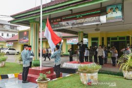 Peringatan Hari Santri di Padangsidimpuan
