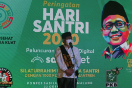 Platform digital pendidikan karya santri diluncurkan di Kota Malang