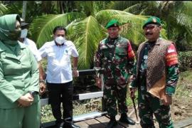 Usai menjalankan TMMD masyarakat semakin cinta TNI