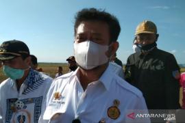 Mentan Syahrul Yasin Limpo ajak petani jadi pahlawan pangan di tengah COVID-19