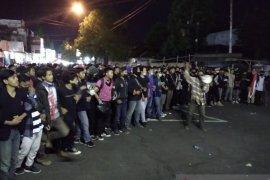 Unjuk rasa UU Cipta Kerja, polisi bantah amankan pendemo di Jember