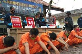 Polisi tahan pemasok narkoba Lapas Tulungagung