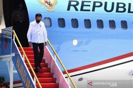 Pesawat kepresidenan Indonesia-1 masuk jadwal perawatan rutin