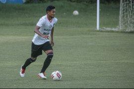 Bek muda Bali United Haudi Abdillah tak sabar unjuk kemampuan di Liga 1