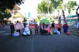 63 kelurahan di Kota Surabaya nol kasus COVID-19