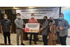 Pertamina salurkan program kemitraan Pinky Movement Rp1,5 miliar di Subang