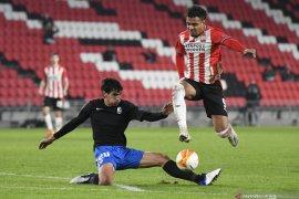 Liga Europa - PSV Eindhoven dipermalukan Granada di kandang sendiri setelah kalah 0-1