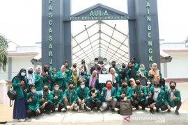38 mahasiswa IAIN Bengkulu terima beasiswa pendidikan BRI