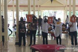 KPU Gunung Kidul menyusun materi debat Pilkada 2020