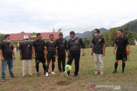 32 klub sepakbola U 23 ikuti turnamen Tor Nangge Cup Sipirok 2020