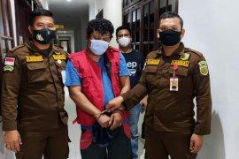 Kejati Sumut tangkap terpidana kasus korupsi di Dinas Kelautan  Medan