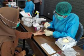 Polda Aceh dan Kriyad fasilitasi rapid test gratis