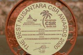 PTPN IV raih penghargaan dari Program CSR