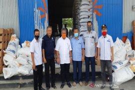 Penyaluran Bansos beras di Tapanuli Selatan capai 100 persen