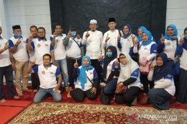 Relawan Batur Haji Mumu dan Safir kompak dukung Mulia