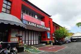 31 warga binaan Lapas Kerobokan-Bali terkonfirmasi positif COVID-19