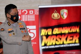 Polda Jawa Barat tangkap delapan mahasiswa coba sabotase Pintu Tol Pasteur