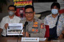 Ringkasa berita, tersangka kebakaran Kejagung hingga Budi Budiman ditahan