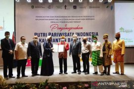 PHRI Kalbar : Hibah pemerintah bangkitkan sektor pariwisata