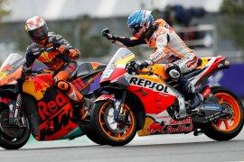 Finis runner-up beruntun, Alex Marquez ungkap bagaimana ia jinakkan motor Honda