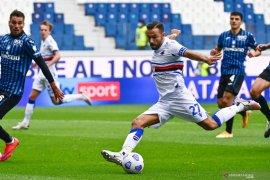 Ditekuk Sampdoria, Atalanta telan kekalahan kedua beruntun di liga