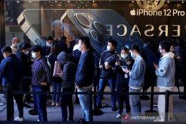 Apple melarang gerai resmi jual iPhone-12 ke pihak ketiga