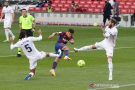 Liga Spanyol: Zidane puas bungkam kritik dengan menangi El Clasico