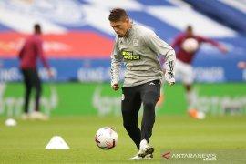 Liga Inggris - Pemain sayap Leicester  Cengiz Under berharap lakoni debut penuh saat hadapi Arsenal
