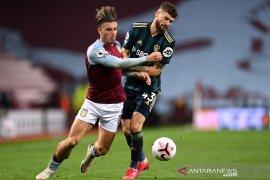 Liga Inggris, klasemen setelah Leeds hentikan tren sempurna Aston Villa