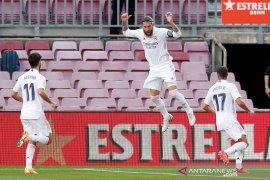 Sukses penalti Sergio Ramos bantu Real Madrid menangi El Clasico