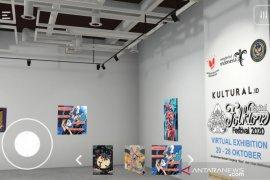 Pameran Virtual Ilustrasi Dongeng digelar untuk lestarikan cerita rakyat tradisional