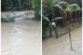 Dua desa di Kecamatan Wampu Langkat dilanda banjir