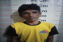 Polsek Padang Tualang tangkap pemilik sabu yang coba melarikan diri