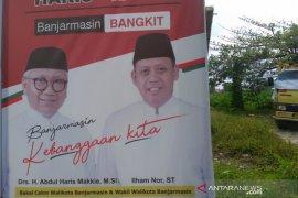 """Paslon wali kota - wawali Haris - Ilham ajak relawan bangun  """"roemah djoeang"""""""