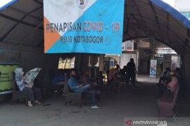 Jumlah kasus positif COVID-19 sembuh di Kota Bogor turun jadi 80,04 persen
