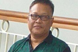 Pelatih angkat berat  Sumut Nanang Suheri meninggal dunia