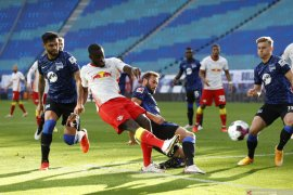 Klasemen Liga Jerman:  Leipzig tetap di atas, dibuntuti dua raksasa