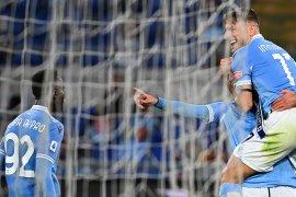 Lazio kembali ke jalur kemenangan  Liga Italia setelah atasi Bologna