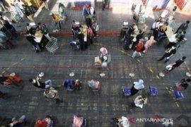 Transaksi Lumbung Pangan Jatim melalui BUMDes capai 200 kali/hari